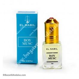 Almizcle para Chico - Musc Boy - Perfume Corporal Árabe