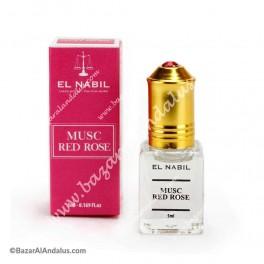 Almizcle Rosas Rojas - Perfume Musc Red Rose