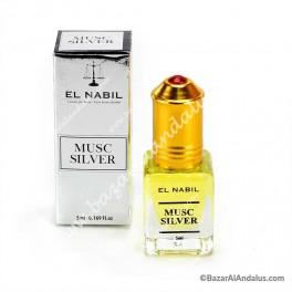 Almizcle Plata - Musc Silver Perfume Árabe