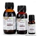 Neem - Aceite Vegetal Virgen Puro BIO - Varios Tamaños