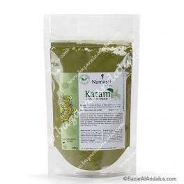 Katam en Polvo - Uso con Henna coloración vegetal