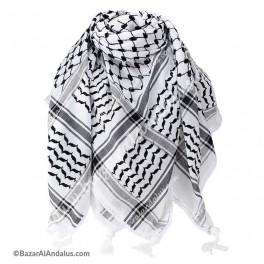 Palestino Auténtico - Kufiya Hirbawi - Varios Colores