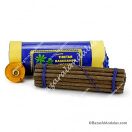 Nag Champa - Incienso Tibetano 100% Natural Dhoop