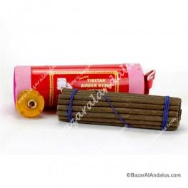 Ambar Resina - Incienso Tibetano 100% Natural Dhoop