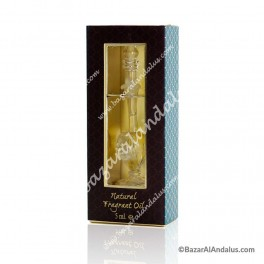 Perfume de Madreselva Natural en Cristal - Fragancia Fresca Honey Suckle