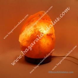 Lámpara de Sal del Himalaya 4 - 6 Kg | Gran Calidad