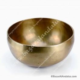 Cuenco Tibetano Ohm de 25 - 27 cm - 9 Metales