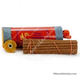 Valeriana - Sugandhawal Incienso Tibetano 100% Natural Dhoop