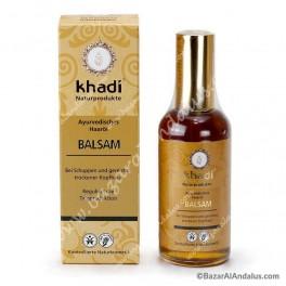 Aceite Capilar Anticaspa y Calmante - Bálsamo Bio Khadi