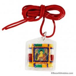 Amuleto Buda Sakiamuni - Protección