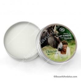 Crema Leche de Burra - BIO Certificada Eco Cert