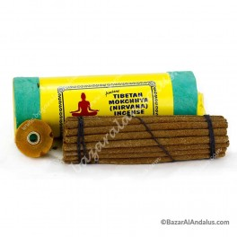Nirvana - Incienso Tibetano 100% Natural Dhoop