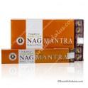 Golden Nag Mantra en Varilla - Masala