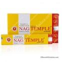 Golden Nag Temple en Varilla - Masala