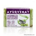 Jabón Ayurvédico con 18 Plantas BIO - Ayurvenat
