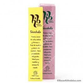 Sándalo - Incienso Natural Varilla H&B