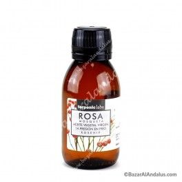 Rosa Mosqueta - Aceite Puro Virgen de 1a Presión en Frío  - Terpenic