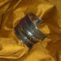 brazalete pulsera grabado ajustable