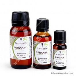 Naranja - Aceite Esencial BIO Puro Extra - Namasté