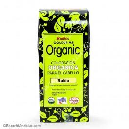 Rubio - Radico Color Orgánico