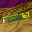Pasta dentífrica natural Miswak Salvadora Persica