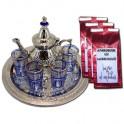 Pack Juego de Té y Degustación Al Andalus