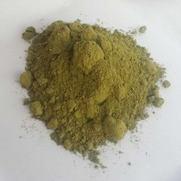 Henna Molida 100 % Natural A Granel - Color Natural Castaño Anaranjado
