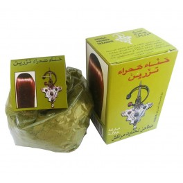Henna Natural - Exclusivo para Cabello - Sahara Tazarine -