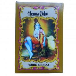 Henna Color Rubio Ceniza - Cabellos - Radhe Shyam