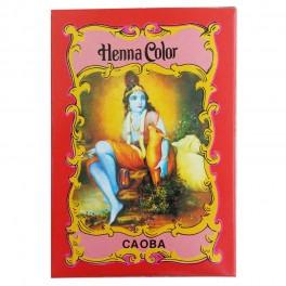 Henna Color Caoba -  Radhe Shyam
