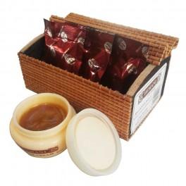 Pack Ambar En Resina Piedra y  Crema - Calidad Premium