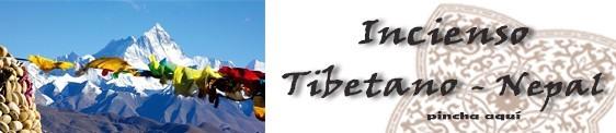 INCIENSO TIBETANO - NEPAL