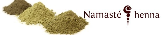 NAMASTE - HENNA